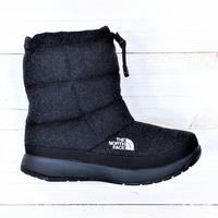 THE NORTH FACE W NUPTSE BOOTIE Ⅴ チャコール