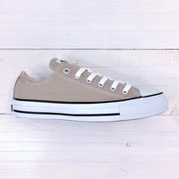 CONVERSE CANVAS ALL STAR COLORS OX ベージュ