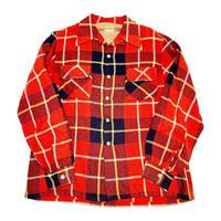 50's McGREGOR Open collarshirt  ウールマクレガーシャツ