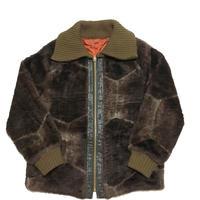 60's Vintage fur jacket ファージャケット
