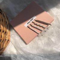 4set hair accessory