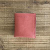 Dew-001 二つ折財布 ピンク(R,アンティコ)