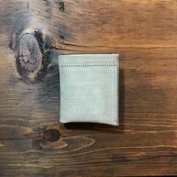 【Dew−001】二つ折財布 アラスカ×黒