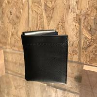 Dew-001 二つ折財布 黒