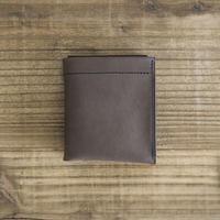 Dew-001 二つ折財布 グレー