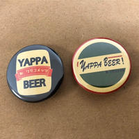 YAPPA BEER 缶バッジ