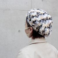 三毛猫ベレー帽キット