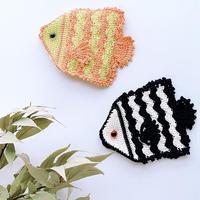 熱帯魚マスクケースキット
