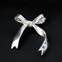 「ribbon」+ブルートパーズ
