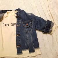 【即発送商品】デニムジャケット