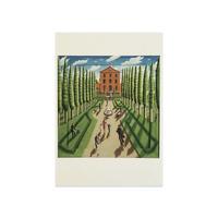 ポストカード/PJ クルック《常緑樹》