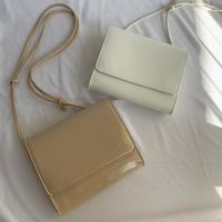 -tofu- rectangle bag (2color)