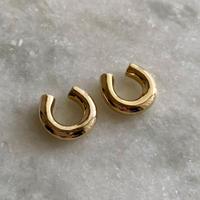 HS ear cuff -gold-