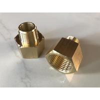 KOHLER、GROHE  水栓用アダプター2個セット G3/8-1/2