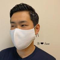 【立体布マスク】men's