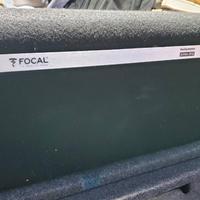 [送料込] FOCAL BombA BP20 20cm(8インチ)アンプ内蔵ウーファーBOX(中古品)