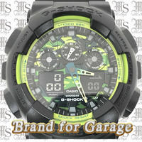 CASIO  G-SHOCK  GA-100LY  メンズ