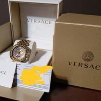 ヴェルサーチ時計
