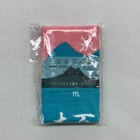 筑波山ガーゼタオル(ピンク)