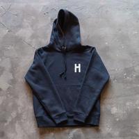 HYTTER LOGO HOODY -Dark Navy-