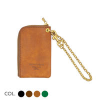 BRASSCORD CARD KEYCASE/B06-0013