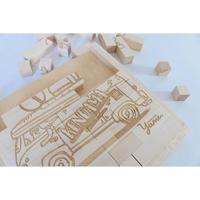 「Woodパズル」Kendama Shop Yume.特製