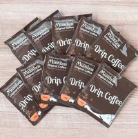 【10パック@¥125】ムンバイドリップコーヒー(1杯分)10パック