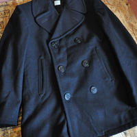 1980s US NAVY Pea coat