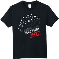 宗像ジャズ2020 オリジナルTシャツ