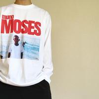 2018 Moses Photo Tee(White)