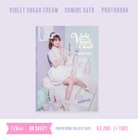 Violet Sugar Cream  PHOTOBOOK【通常盤】