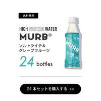【NEW!! 】MURB Lush ソルトライチ&グレープフルーツ 24本セット