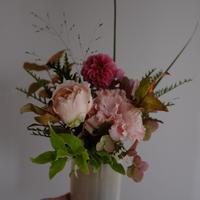 『お花の定期便』ー4回コースー(第一日曜日便)