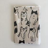 文庫本カバー★まったり猫B