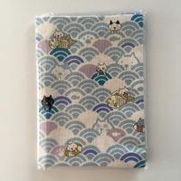 文庫本カバー★猫と、波と、タイと