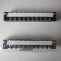 サトーパーツ/SATO PARTS 中継用ネジ式端子台 ML-15-10P  2個一式★貴重品★