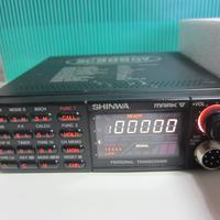 SHINWA パーソナル無線機 SC905GV2★箱取説付き・中古品★