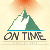 ON TIME VOL.3_20180630 【MIX CD】