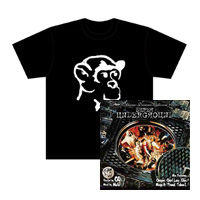 SUPER UNDERGROUND mixed by MUTA CD & Tシャツ SET