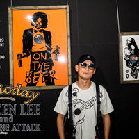 12月27日『 CHOZEN LEE and THE BANG ATTACK 』