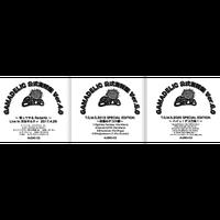 GAMADELIC OFFICIAL BOOTLEG Ver.4 & Ver.5 & Ver.6   << 3CD-R  SET >>