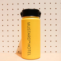 HYDRO FLASK × MUSTARD HOTEL  YELLOW