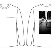 JONATHAN RENTSCHER × MUSTARD HOTEL COLLABORATION LONG SLEEVE TEE