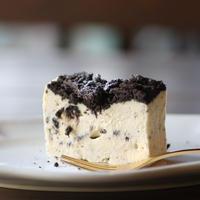 クッキーチーズケーキ