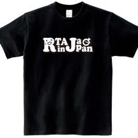 【受注生産】RTA in JapanロゴTシャツ