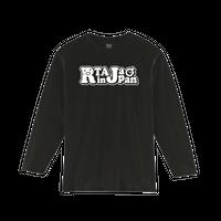 RTA in Japan公式長袖Tシャツ(ロゴ)