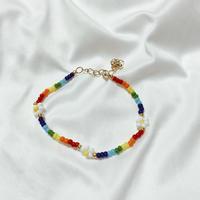 beads ブレスレット🍒✨
