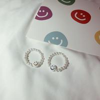 Smile Pearl ring✨
