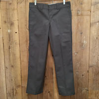 Dickies Slim Fit Work Pants CHARCOAL  W32