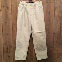90's Polo Ralph Lauren Two Tuck Chino Pants L.BEIGE  W : 32